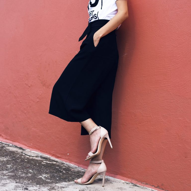 CULOTTES FOR THE WIN